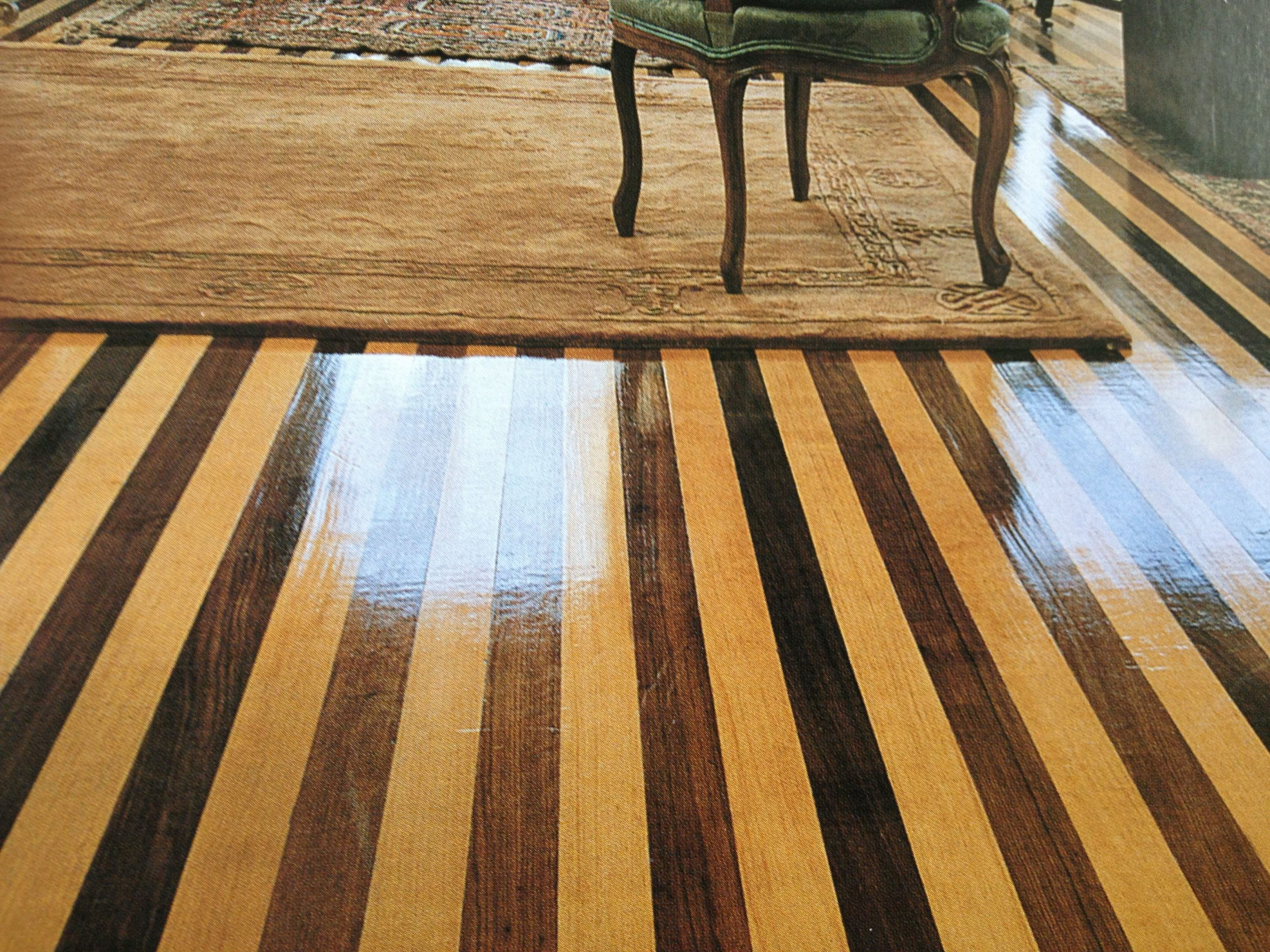 Painted Wooden Flooring Home Ideas House Improvement London scaled
